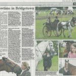 Show day, The Clare Champion, Friday 31st of July