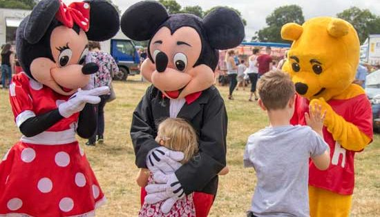 Win a Family Trip to Disneyland Paris | South East Clare Show | July